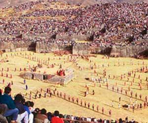 Recuperación de la Fiesta del Inti Raymi