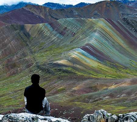 Cusco – Inti Raymi 2019– Montaña Arco Iris