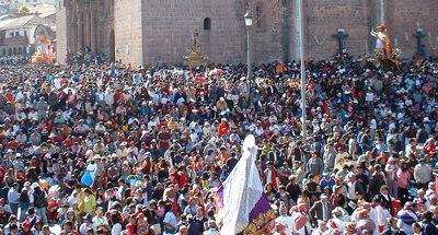 Festividades en Cusco