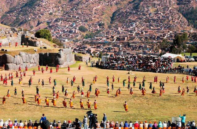 Tour Inti Raymi 2018