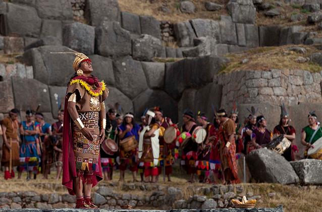 Full day Inti Raymi 2018
