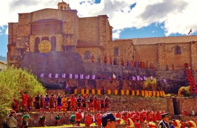 Horarios del Inti Raymi