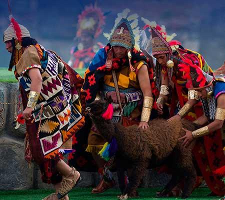 Full day Inti Raymi 2020