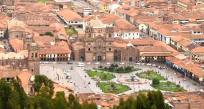 Ubicación de Cusco
