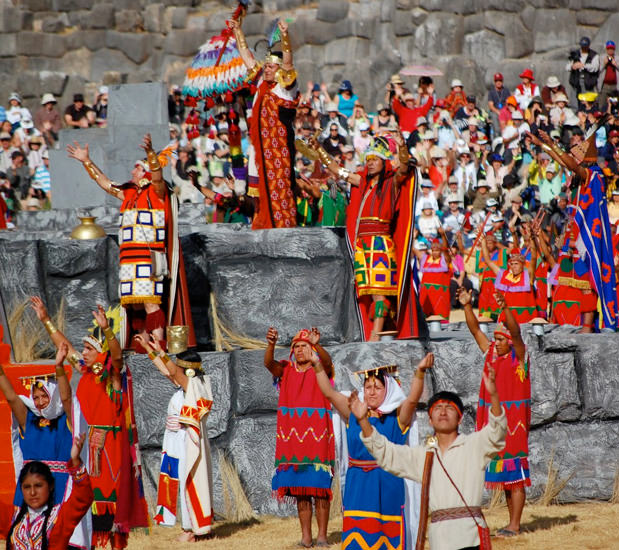 Cusco – Fiesta del Inti Raymi – Machu Picchu