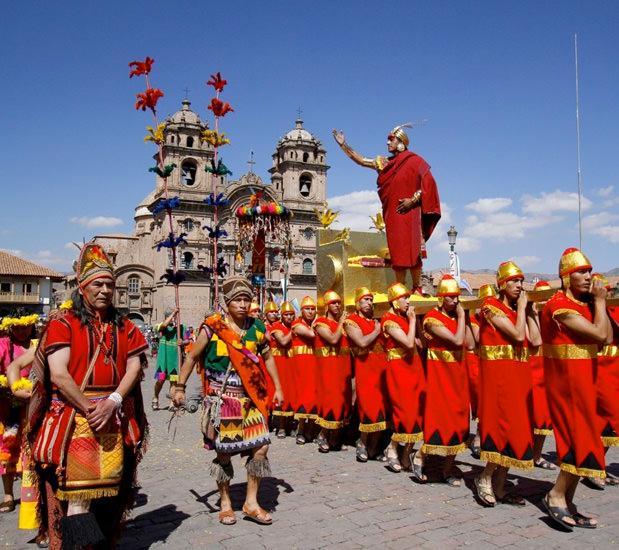 Tour Inti Raymi 2020